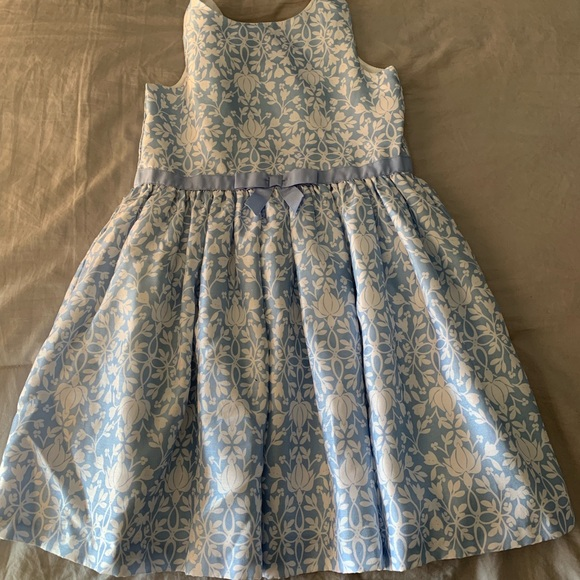 Gymboree Floral Pleated Dress Girls Size 5 NWT